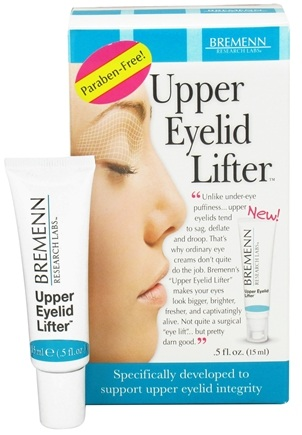 DROPPED: Bremenn Research Labs - Upper Eyelid Lifter Cream - 0.5 oz.