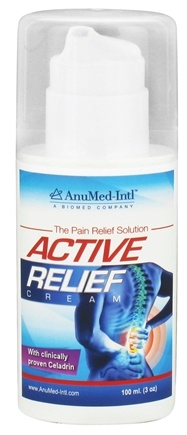 DROPPED: AnuMed - Active Relief Cream - 3 oz.