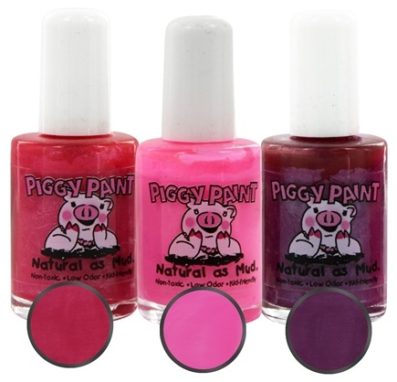 DROPPED: Piggy Paint - Nail Polish Gift Set Toe-Tally Fancy - 3 Piece(s)