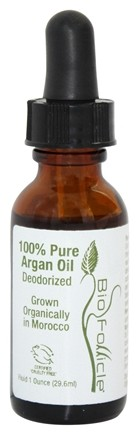 Zoom View - Hair Support System Vegan 100% Pure Argan Oil Deodorized