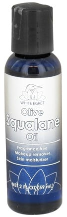 Zoom View - Olive Squalane Oil