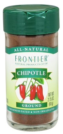 DROPPED: Frontier Natural Products - Ground Chipotle - 2.15 oz. CLEARANCE PRICED