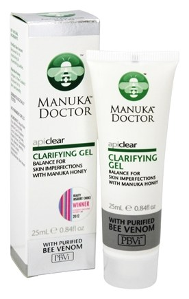 DROPPED: Manuka Doctor - ApiClear Clarifying Gel With Purified Bee Venom