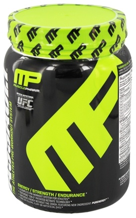 DROPPED: Muscle Pharm - Assault Athletes Pre-Workout System Raspberry Lemonade - 1.59 lbs.