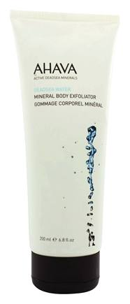 DROPPED: AHAVA - DeadSea Water Mineral Body Exfoliator - 6.8 oz.
