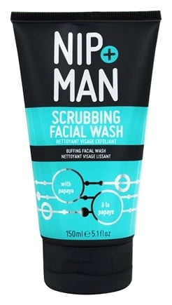 Zoom View - Scrubbing Facial Wash with Papaya