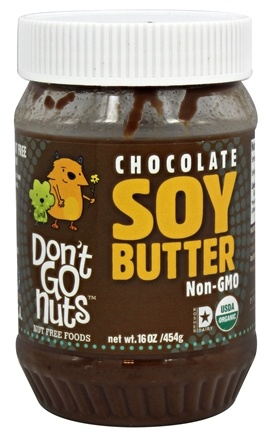 Don't Go Nuts - Roasted Soybean Spread Chocolate - 16 oz.