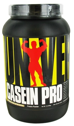 DROPPED: Universal Nutrition - Casein Pro Sustained Release Protein Chocolate Peanut Butter Banana - 2 lbs. CLEARANCE PRICED