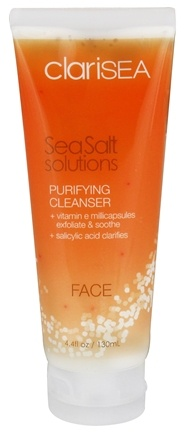 Zoom View - SeaSalt Solutions Purifying Cleanser for the Face