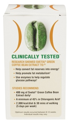 Green coffee extract stomach pain