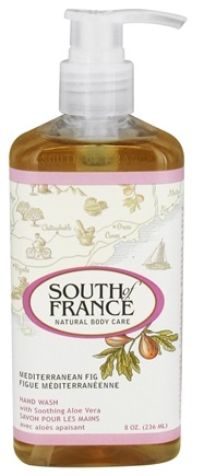 DROPPED: South of France - Hand Wash Mediterranean Fig - 8 oz.