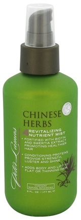 DROPPED: Peter Lamas - Chinese Herbs Revitalizing Nutrient Mist - 6 oz.