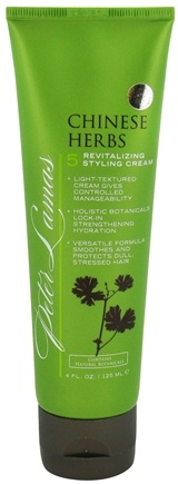 DROPPED: Peter Lamas - Chinese Herbs Revitalizing Styling Cream - 4 oz.