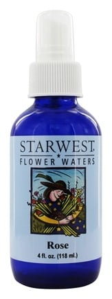 DROPPED: Starwest Botanicals - Flower Water Rose - 4 oz.