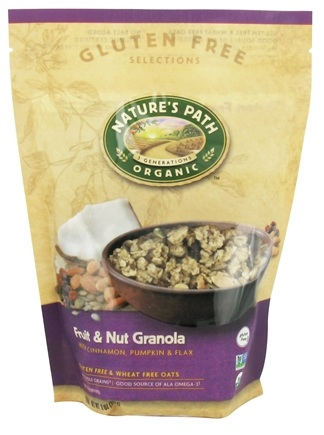 DROPPED: Nature's Path Organic - Organic Fruit & Nut Granola - 11 oz.