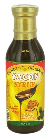 Amazon Therapeutic Laboratories - Organic Yacon Syrup - 11.5 oz.