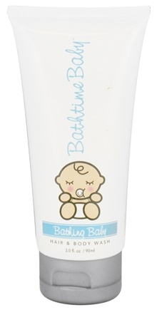 DROPPED: Bathtime Baby - Bathing Baby Hair & Body Wash - 3 oz.