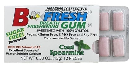 Zoom View - Breath Freshening Sugar Free Gum