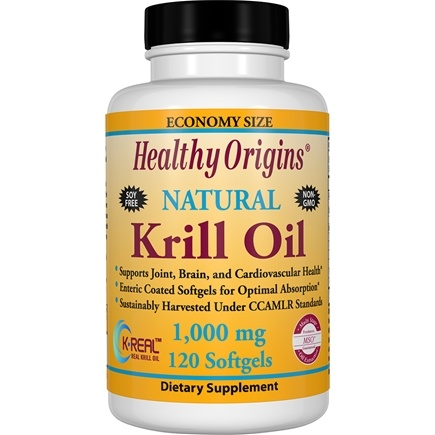 Zoom View - Natural Krill Oil