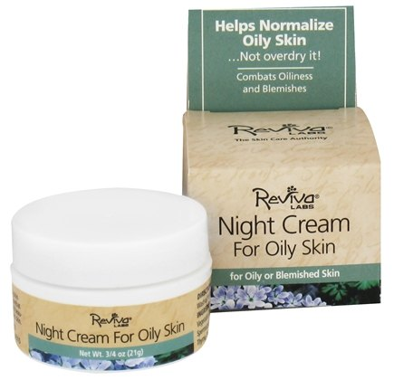 Zoom View - Night Cream For Oily Skin