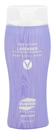 Zoom View - All Natural Body & Soul Wash