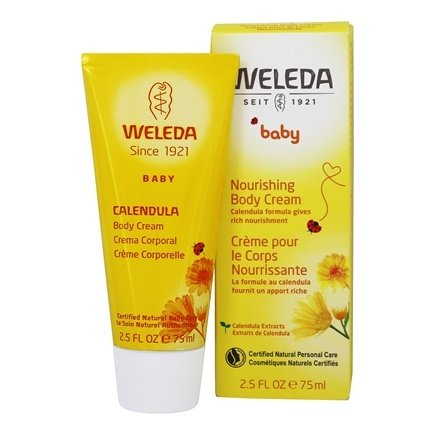 Zoom View - Baby Calendula Body Cream