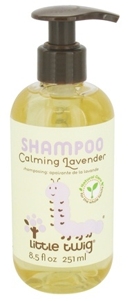DROPPED: Little Twig - Shampoo Calming Lavender - 8.5 oz.