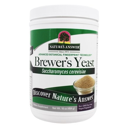 Zoom View - Brewer's Yeast Gluten-Free