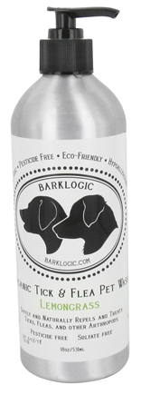 DROPPED: BarkLogic - Tick & Flea Pet Wash Lemongrass - 18 oz.