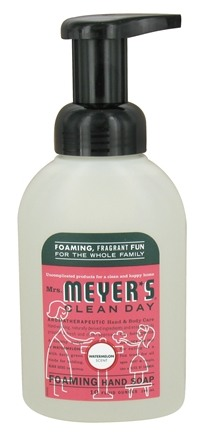 Mrs. Meyer's - Clean Day Foaming Hand Soap Watermelon Scent - 10 oz.