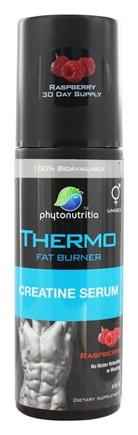 DROPPED: Phytonutritia - Thermo Fat Burner Creatine Serum Spray Unisex Raspberry - 5 oz.