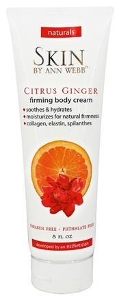 Zoom View - Naturals Firming Body Cream