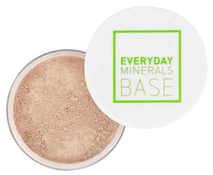DROPPED: Everyday Minerals - Semi Matte Base Golden Ivory - 0.17 oz. Formerly Light Olive