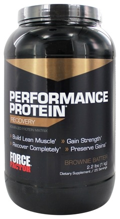 Zoom View - Performance Protein Recovery