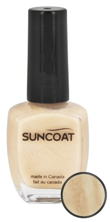 DROPPED: Suncoat - Water-Based Nail Polish Opal - 0.43 oz.