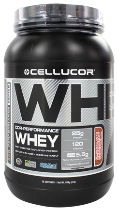 DROPPED: Cellucor - Cor-Performance Series Whey Chocolate Raspberry Truffle - 2 lbs.