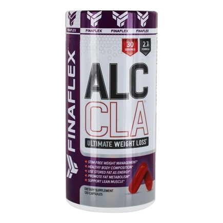 FinaFlex - ALC-CLA Ultimate Weight Loss - 120 Capsules