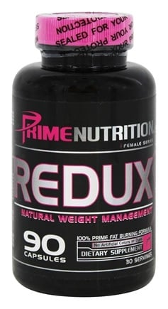 DROPPED: Prime Nutrition - Female Series Redux - 90 Capsules