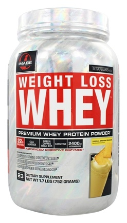 Dropped Image Sports Weight Loss Whey Premium Protein Powder Vanilla Graham Er