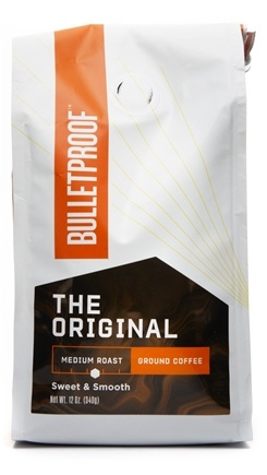 DROPPED: Bulletproof - The Original Ground Coffee Medium Roast - 12 oz.