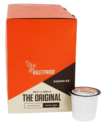 Buy bulletproof the original coffee pods medium roast 24 pods dropped bulletproof the original coffee pods medium roast 24 pods malvernweather Image collections