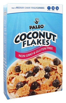 DROPPED: Julian Bakery - Paleo Coconut Flakes Cereal - 10.5 oz.