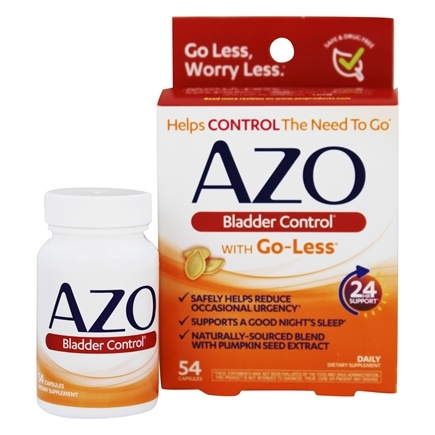 How much is azo