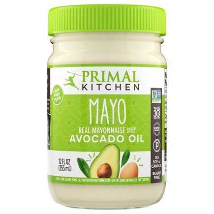 buy primal kitchen - mayo made with avocado oil - 12 oz. at