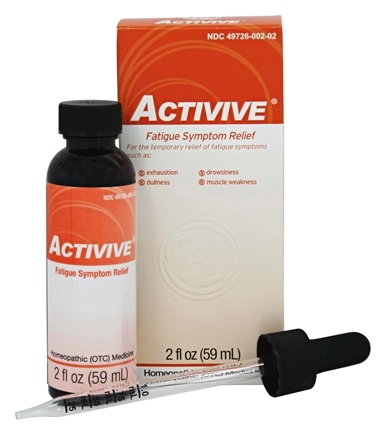 Magnus Activive - Homeopathic Fatigue relief