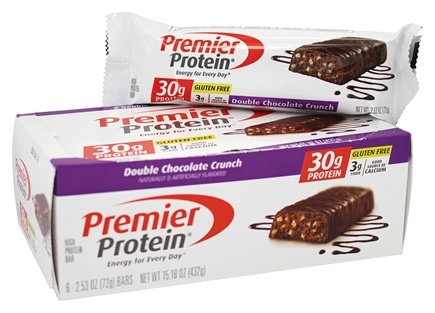 Pure Protein Double Chocolate Peanut Butter Crunch Bar Buy Buy