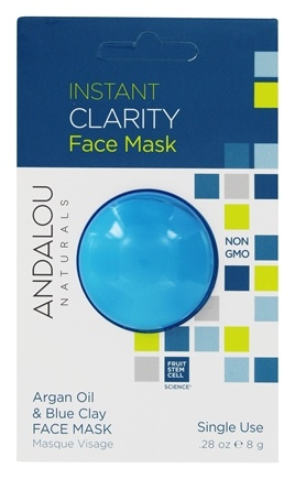 andalou naturals instant clarity clay mask pod, 0.28 ounce Dr. Dennis Gross Skincare One Step Acne Eliminating Pads - 45 Treatments