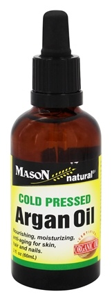 Mason Natural - Cold Pressed Argan Oil - 2 fl. oz.