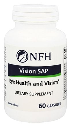 DROPPED: NFH - Vision SAP - 60 Capsules