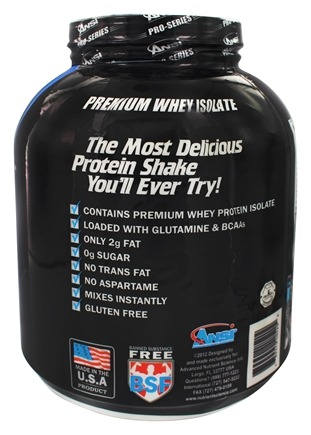 Buy ANSI (Advanced Nutrient Science) - Pro-Series Whey 25